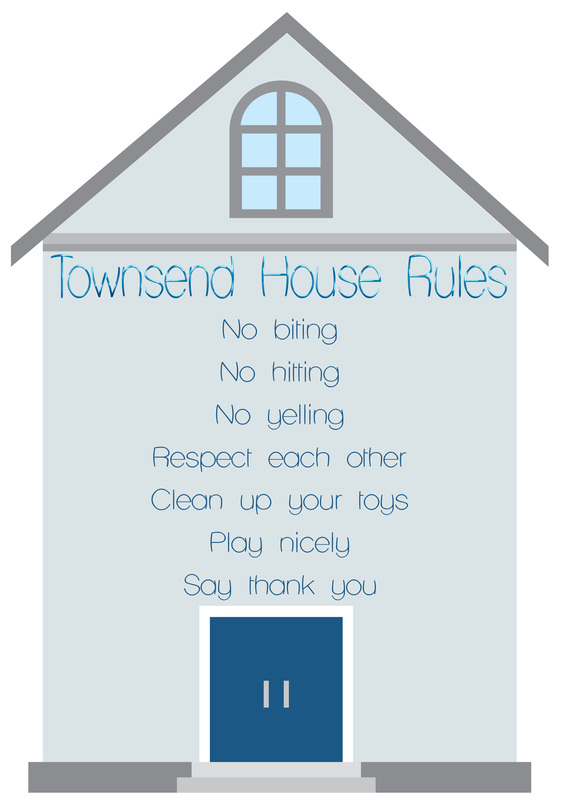 House rules babyart design for Home design rules